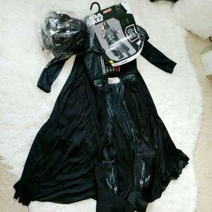 Darth Vader boys Halloween costume